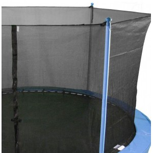 12 ft  Enclosure (Inside Netting, 8 Poles and Pole Caps)