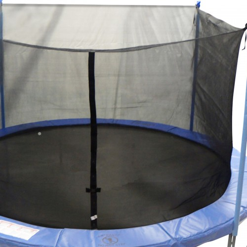 12 Ft Trampoline Netting (inside type for 4 straight poles)