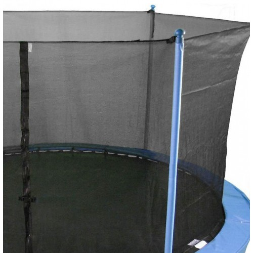 12 Ft Trampoline Netting (inside type for 4 or 8 straight poles)