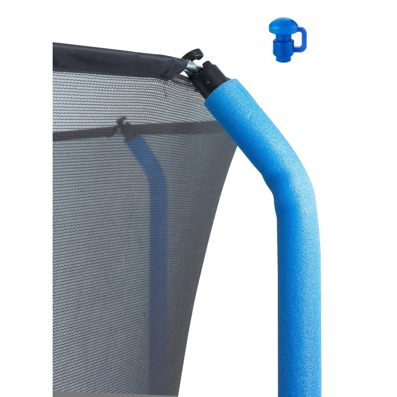 Trampoline Parts Ireland: Curved-trampoline-pole-brackets-included