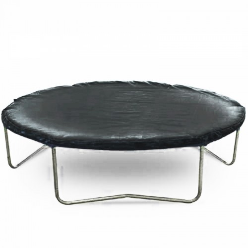 Weatherproof Trampoline Cover (Black) for 10 ft Trampoline