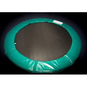 10 ft Super Premium Trampoline Safety Padding (Green)