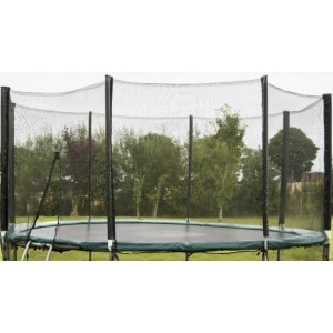 10 ft Enclosure Set for 6 pole (netting and poles)