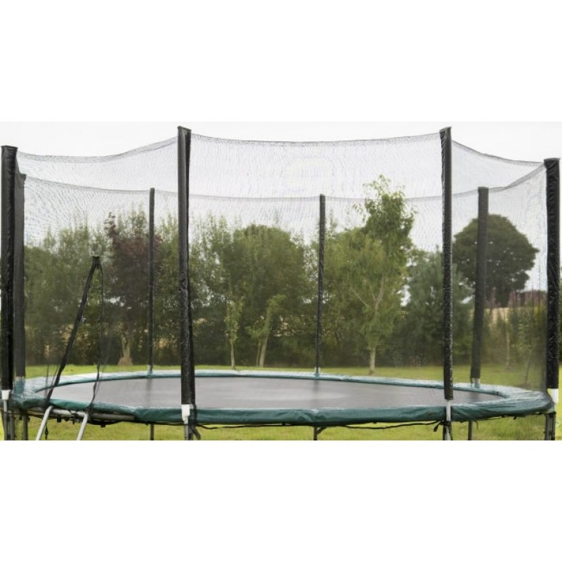 10ft Enclosure Set For 6 Pole (netting And Poles